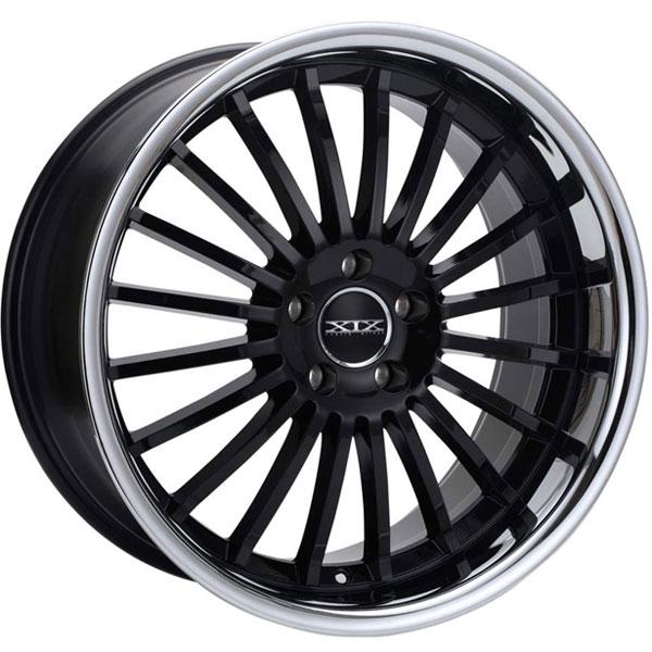 XIX Exotic X59 Black with SS Lip